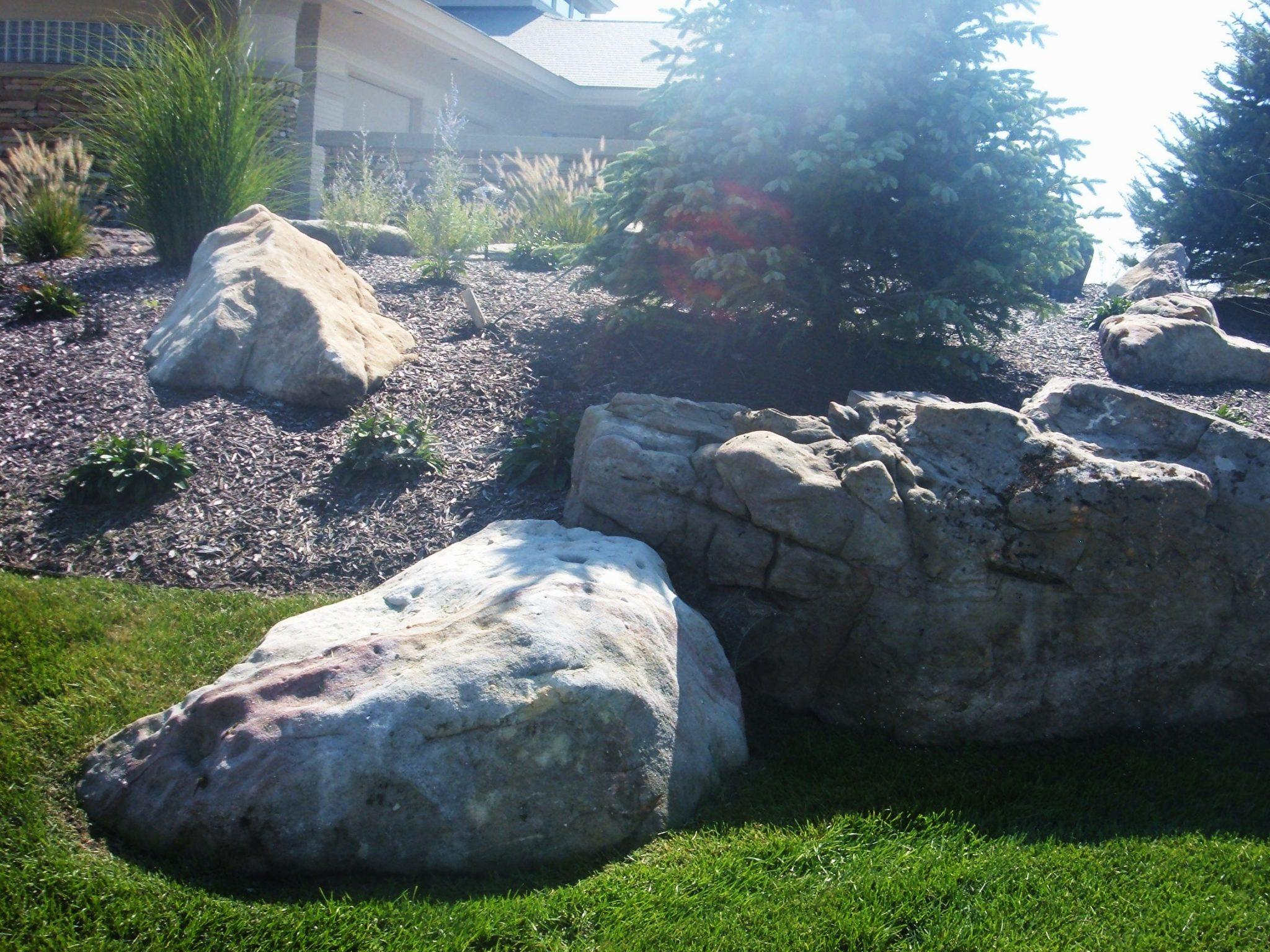 Tn Fieldstone Boulders Large 5 Fort Wayne Rocks
